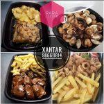 Comida para llevar en Restaurante Xantar