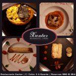 Menú Bib Gourmand – Restaurante Xantar